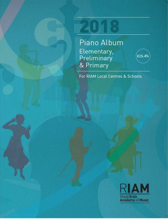 2018 Piano Albums