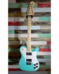 Fender Japan Traditional 70s Telecaster Deluxe SFMG Electric Guitar, 525-0041-330