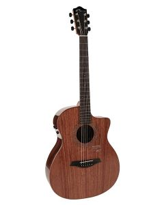 Mayson Limited Edition Marquis Cutaway Model Acoustic Guitar with Gigbag TOPAZ Fishman FLEX PLUS