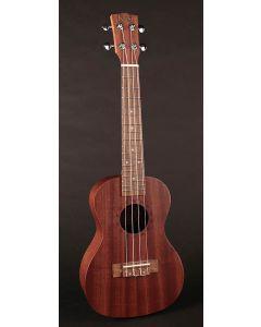 Korala Concert Ukulele - All Sapele Wood - with Guitar machine heads UKC-110