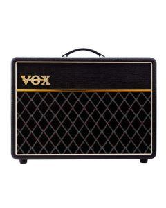 Vox Custom Electric Guitar Combo Amp, AC10C1, Vintage Black