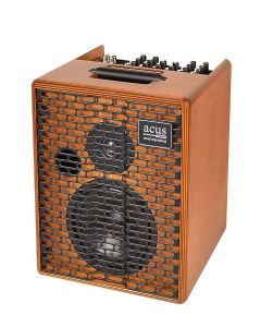 Acus One for Strings ONE-6T Acoustic amplifier 130 Watt, Three Channels, Natural Wood