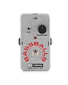 Electro Harmonix Nano Bassballs Twin Dynamic Envelope Filter Pedal, EHXNANOBA