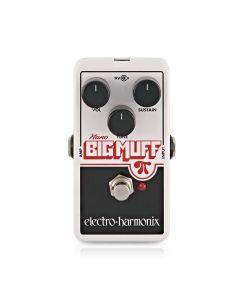 Electro Harmonix Nano Big Muff Pi Distortion Pedal, EHXNBIG