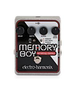 Electro Harmonix Memory Boy Analog Delay Pedal, EHXMBOY