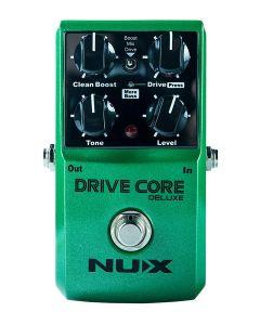 NUX Core Series Overdrive Pedal DRIVE CORE DELUXE, DRICDLX