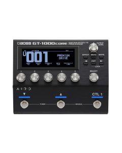Boss Core Guitar Effects Processor Pedal, GT-1000CORE