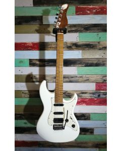 Sire Electrics S7 Series Larry Carlton Electric Guitar S-Style, S7/AWH, Antique White