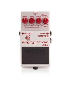 Boss Angry Driver Overdrive Pedal, JB-2