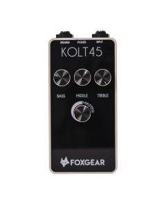 Foxgear Kolt 45 Preamp Guitar Pedal, FGK45