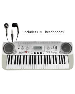 Medeli Portable Electronic Keyboard 49 Key MC49A includes FREE HEADPHONES
