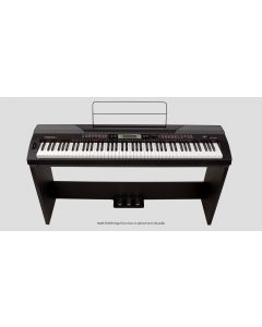 Medeli Digital Piano SP4200 with Stand and Pedals - Bundle - 88 Full Sized Hammer Action Keys