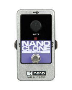 Electro Harmonix Nano Clone Chorus Pedal, EHXNCLONE