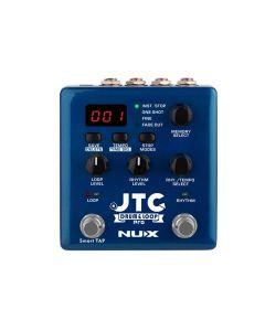 NUX Verdugo Series Dual switch Looper Pedal DRUM & LOOP PRO, NDL-5