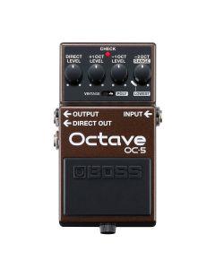 Boss Octave Guitar Pedal, OC-5