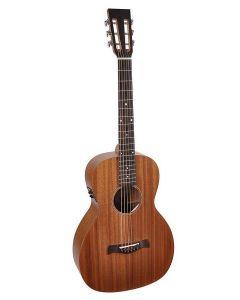 Richwood Master Series Handmade Parlor Guitar with Fishman Electronics