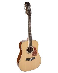 Richwood Artist Series 12 String Acoustic Guitar Solid Top RD-17-12
