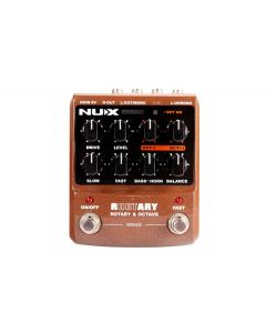 NUX Verdugo Series Polyphonic Octave and Rotary Speaker Simulator ROCTARY, ROC-5