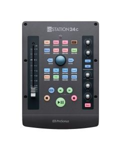 PreSonus ioStation 24c Audio Interface and Production Controller, IOSTATION24c