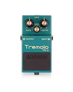 Boss Tremolo Guitar Pedal, TR-2