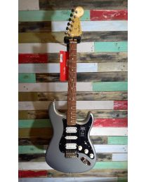 Fender Player Series Stratocaster HSH PF Electric Guitar, 014-4533-581, Silver