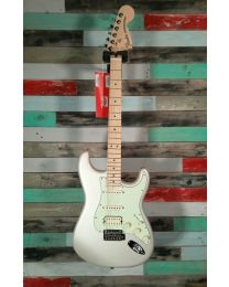 Fender Deluxe Strat® HSS Electric Guitar, Blizzard Pearl, 014-7202-355