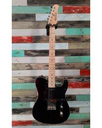 Fret King JD-Duncan Jerry Donahue Model Electric Guitar Gloss Black FKV25JDBK