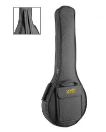 Boston Deluxe Padded Tenor Banjo Gig Bag TB-21  21mm Padding