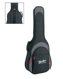 Boston Deluxe Acoustic Gig Bag - Grey & Black W-25-BG