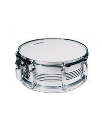 Hayman Metal Snare Drum, 14 inch x 5.5 Inch