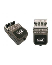 GLX Stomp Box - Digital Delay Effect Pedal