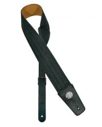 Gaucho Bikers Series Guitar Strap Black Rubber Tyre GST-292