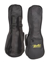 Boston 10mm Padded Soprano Ukulele Bag UK-10 Gig Bag