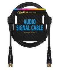 Boston midi cable, 5 pole DIN to 5 pole DIN, 9.00mtr