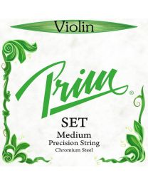 Prim Violin Strings, Medium - Ball End - Available in sizes 4/4 - 1/4