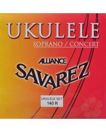 Savarez Alliance Ukulele String Set Soprano Concert Tenor options