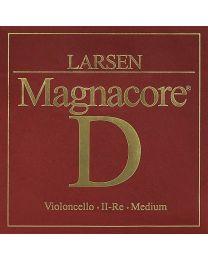 Larsen Magnacore cello string 4/4 D-2 Medium