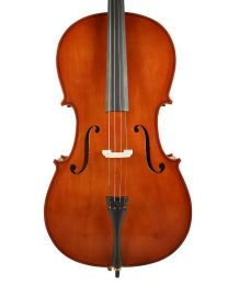 Leonardo Basic Series Complete Cello Outfit - 4/4 Scale