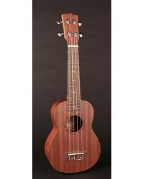Korala Performer Series Soprano Ukulele - All Sapele wood UKS-110