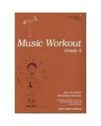 Royal Irish Academy of Music RIAM Music Workout Book Grade 5