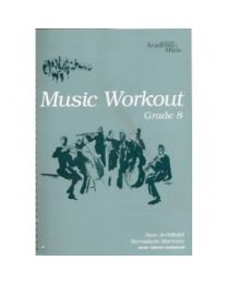 Royal Irish Academy of Music RIAM Music Workout Book Grade 8