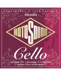 Rotosound RS3000 Superb Cello Strings Set
