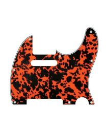 "Boston ""TE"" Style Pickguard Wildcat Orange"