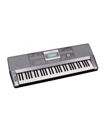 Medeli Portable Electronic Keyboard A100S 61 Touch Sensitive Keys - Silver