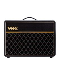 Vox Custom Electric Guitar Combo Amp, AC10C1, Vintage Black