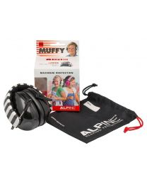 Alpine Muffy earmuff /hearing protection - black
