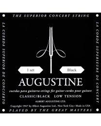 Augustine Classic Black string set classic AU-CLBK