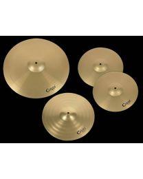 Cruz Basic Series Cymbals Set BSET-141620