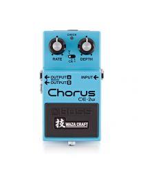 BOSS Waza Craft Chorus Guitar Pedal, CE-2W