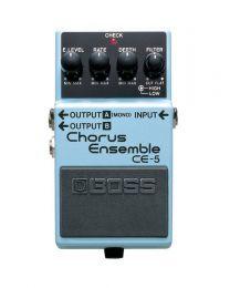 Boss Chorus Ensemble Guitar Effects Pedal, CE-5